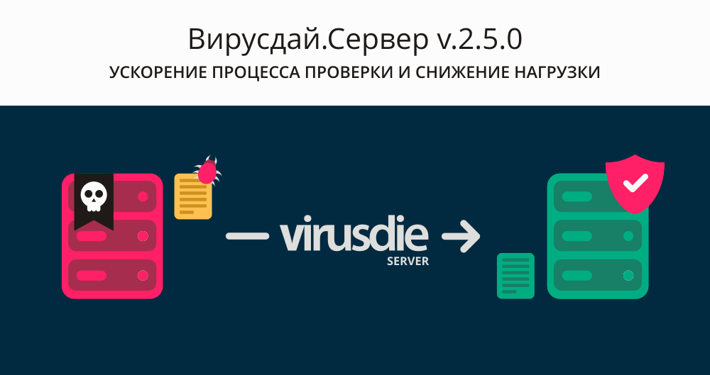 Virusdie.Server 2.5.0